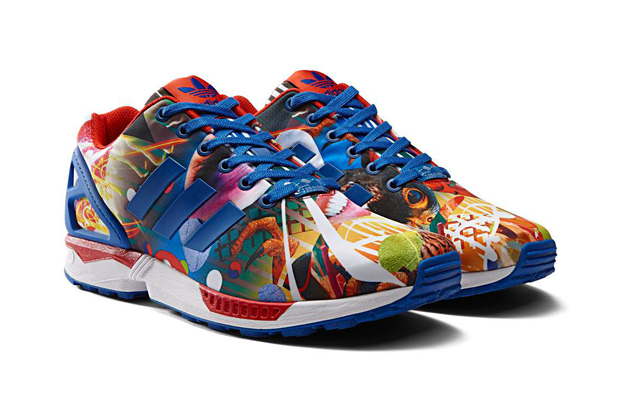 "Image of adidas Originals ZX Flux ""Seoul"" Special Edition"