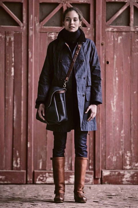 Image of AIGLE x Nigel Cabourn 2014 Fall/Winter Collection