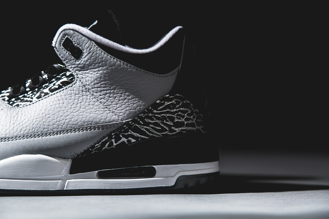 "Image of Air Jordan 3 Retro ""Wolf Grey"""