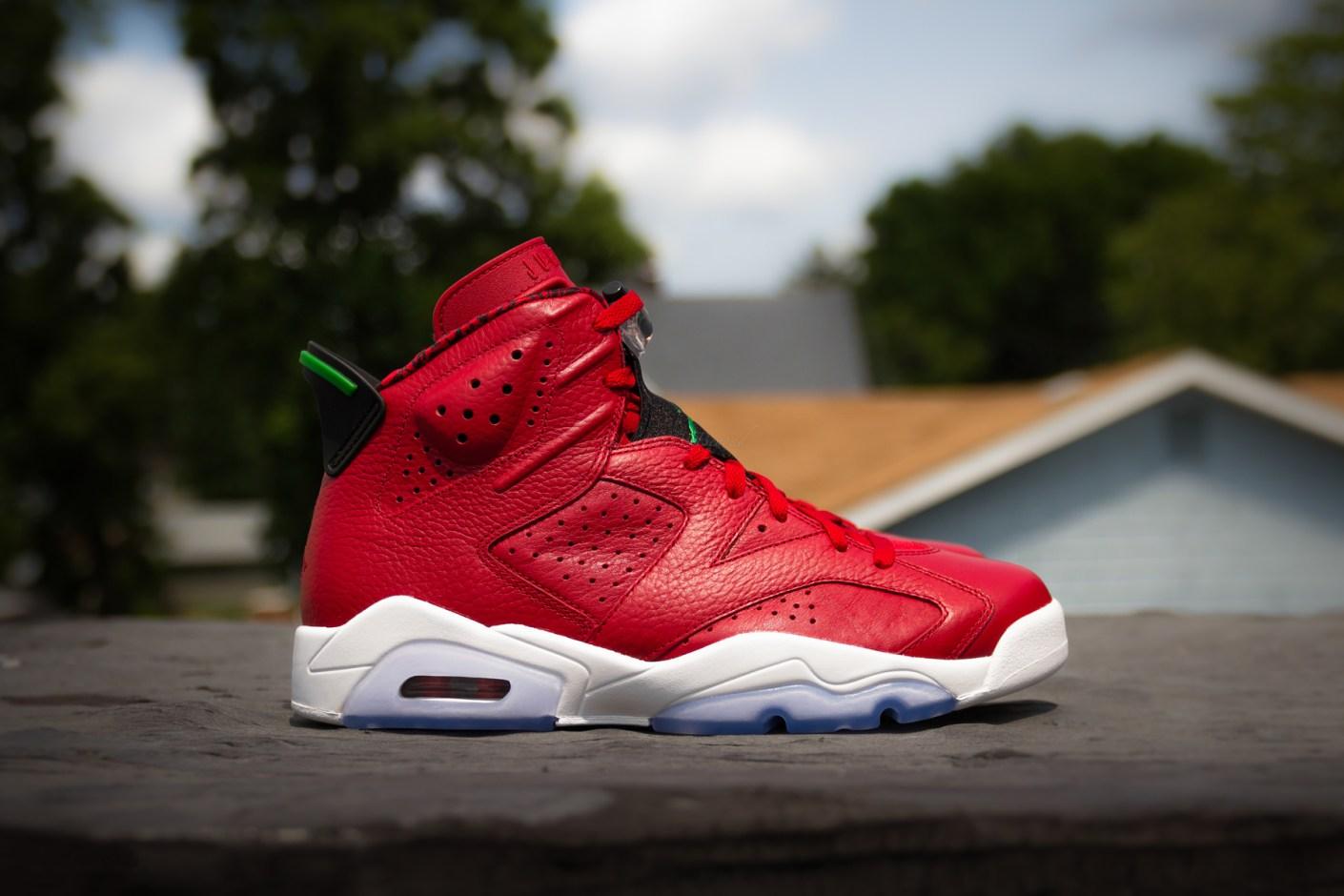 """Image of Air Jordan 6 Retro """"Varsity Red"""""""