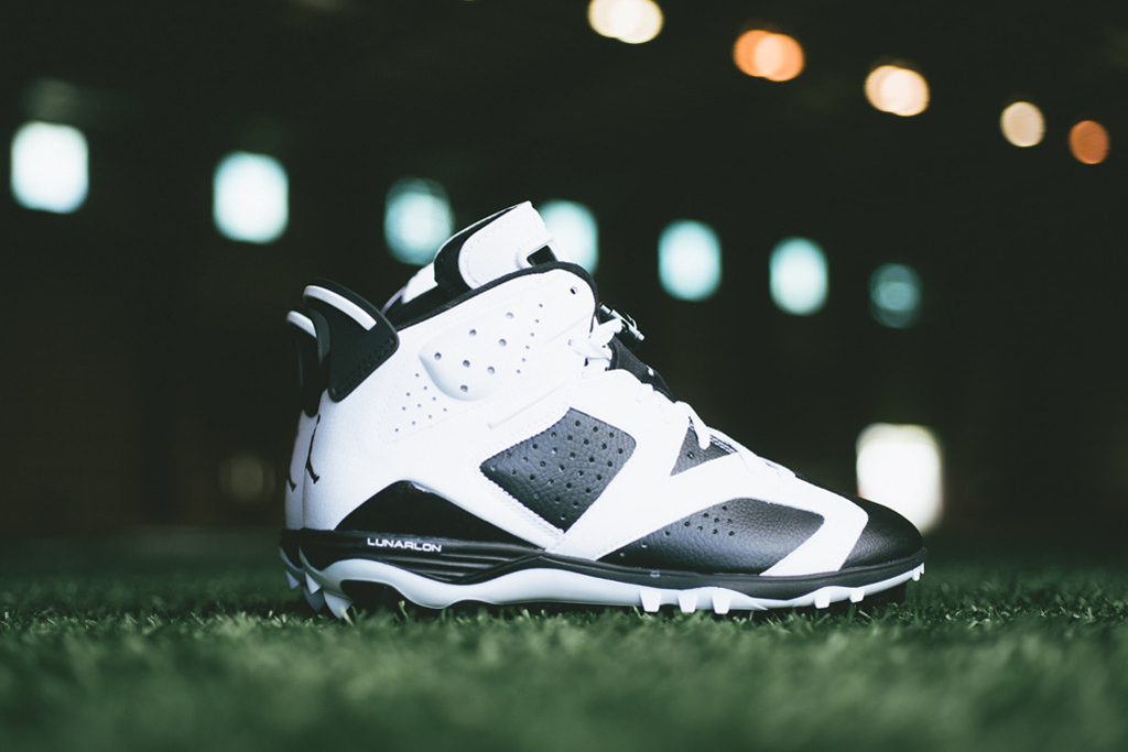 Image of Air Jordan 6 Retro TD White/Black