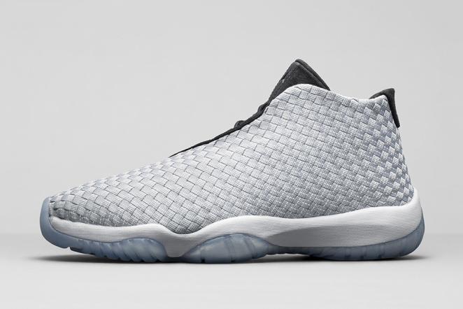 Image of Air Jordan Future Premium 'Metallic Silver'