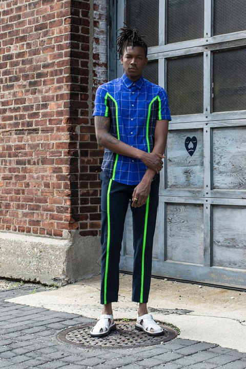 Image of Alder New York Spring/Summer 2015 Lookbook