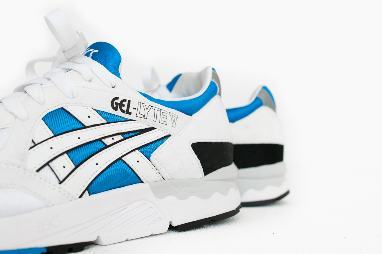 Image of ASICS Gel Lyte V OG KITH Exclusive