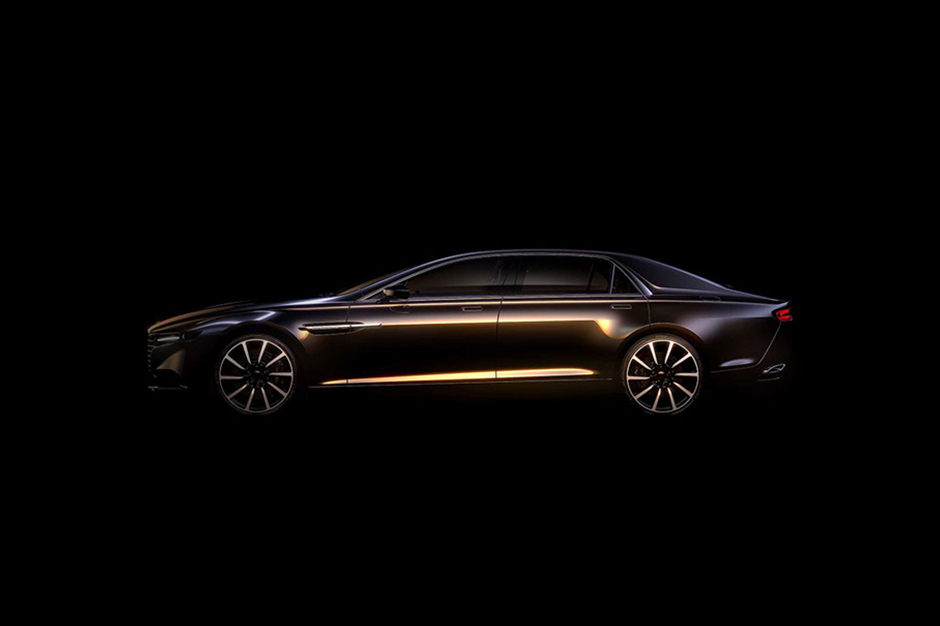 Image of Aston Martin to Revive the Lagonda Marque with New Saloon