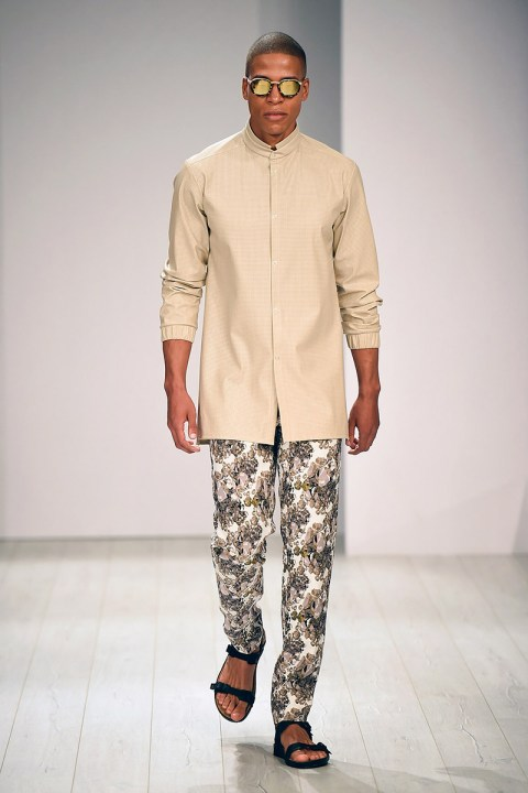 Image of Barre Noire 2015 Spring/Summer Collection