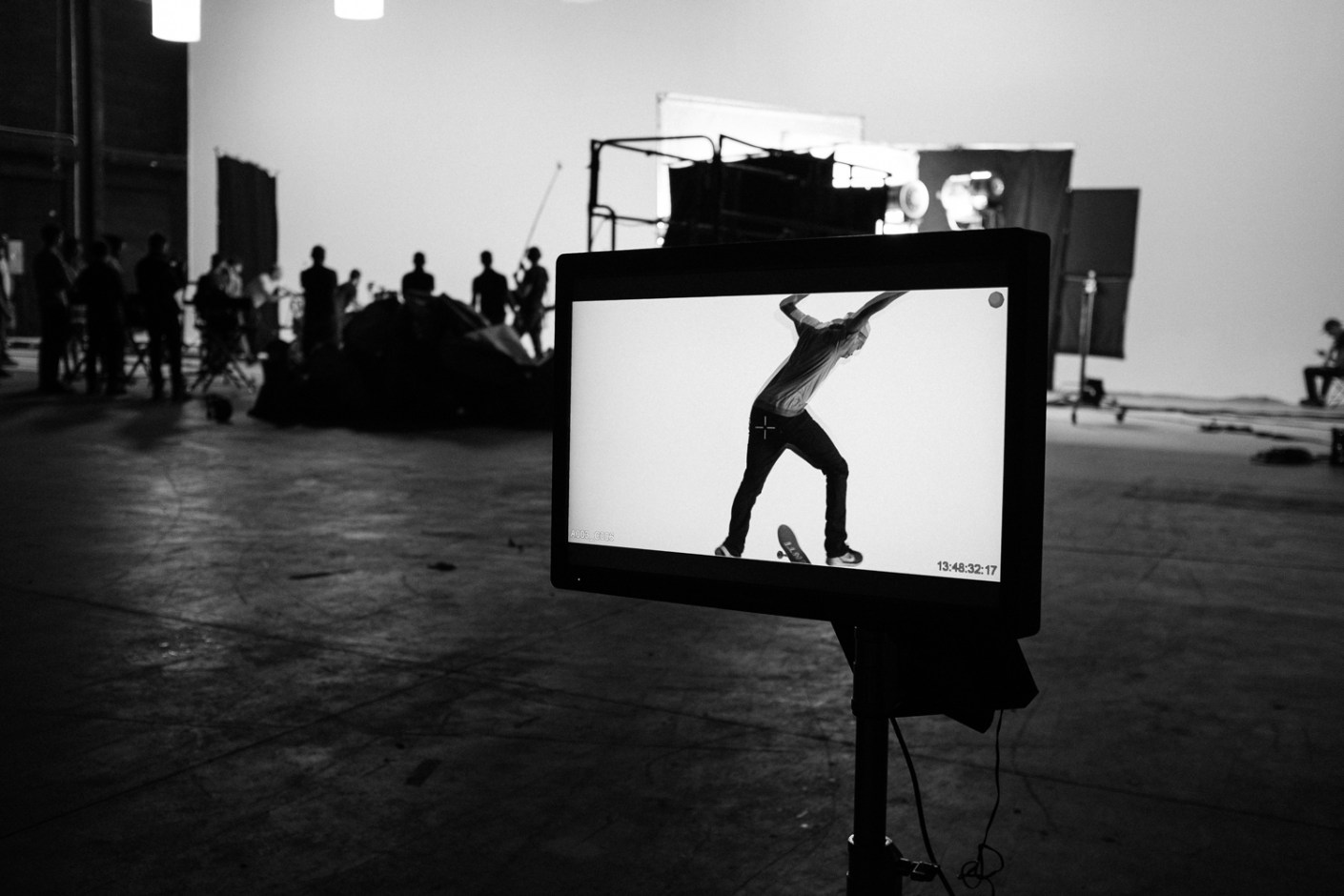 Image of Behind the Scenes of the Nike SB 2014 Fall/Winter Lookbook