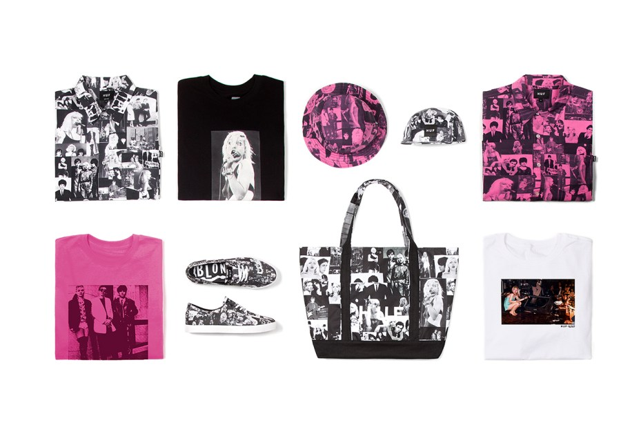 Image of Blondie x HUF 2014 Fall Collection