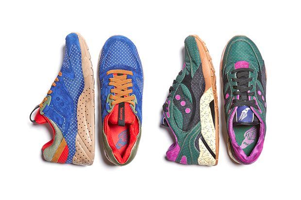 "Image of Bodega x Saucony 2014 Summer ""Polka Dot"" Pack Preview"