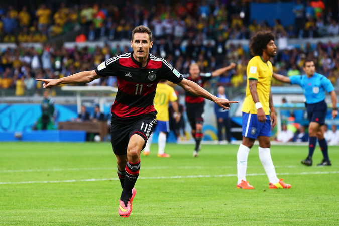Image of Brazil vs. Germany 2014 World Cup Semifinal Sets Twitter Record