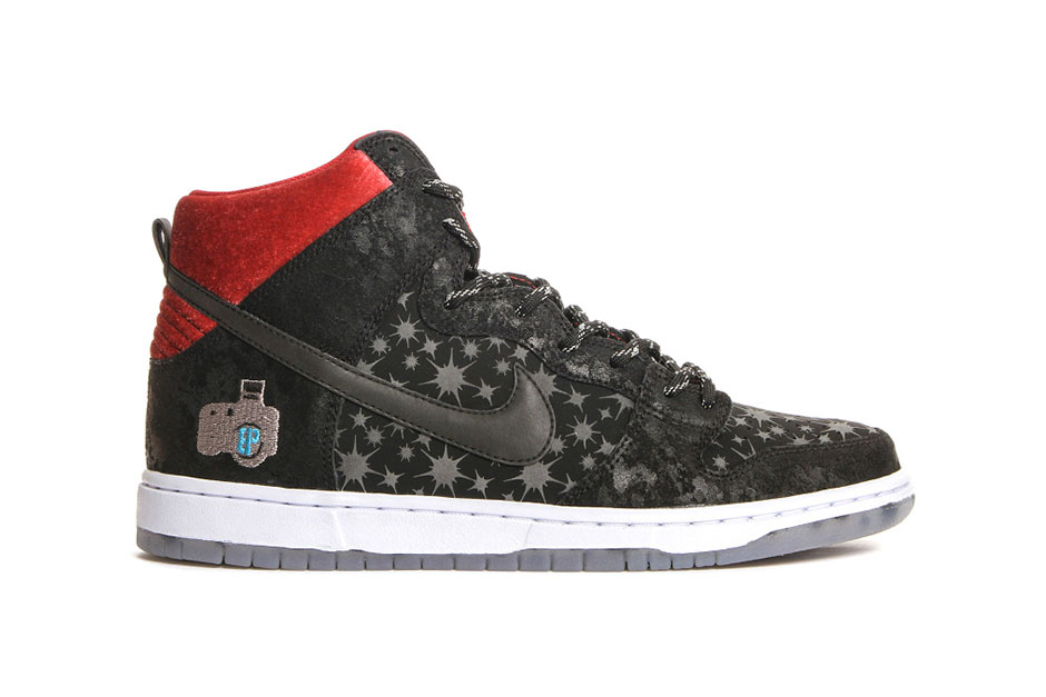 "Image of Brooklyn Projects x Nike SB Dunk High ""Paparazzi"""