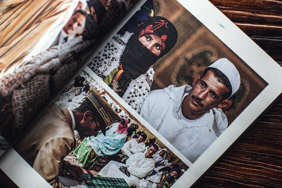 Image of Brownbook Offers a Glimpse into the Wedding Traditions of the Middle East