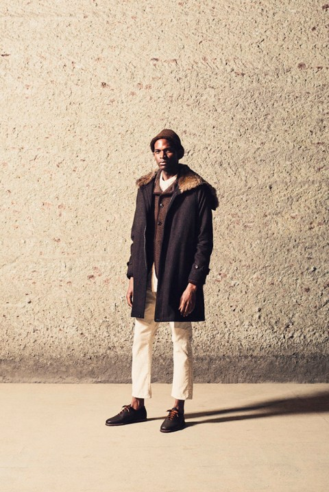 Image of bukht 2014 Fall/Winter Collection