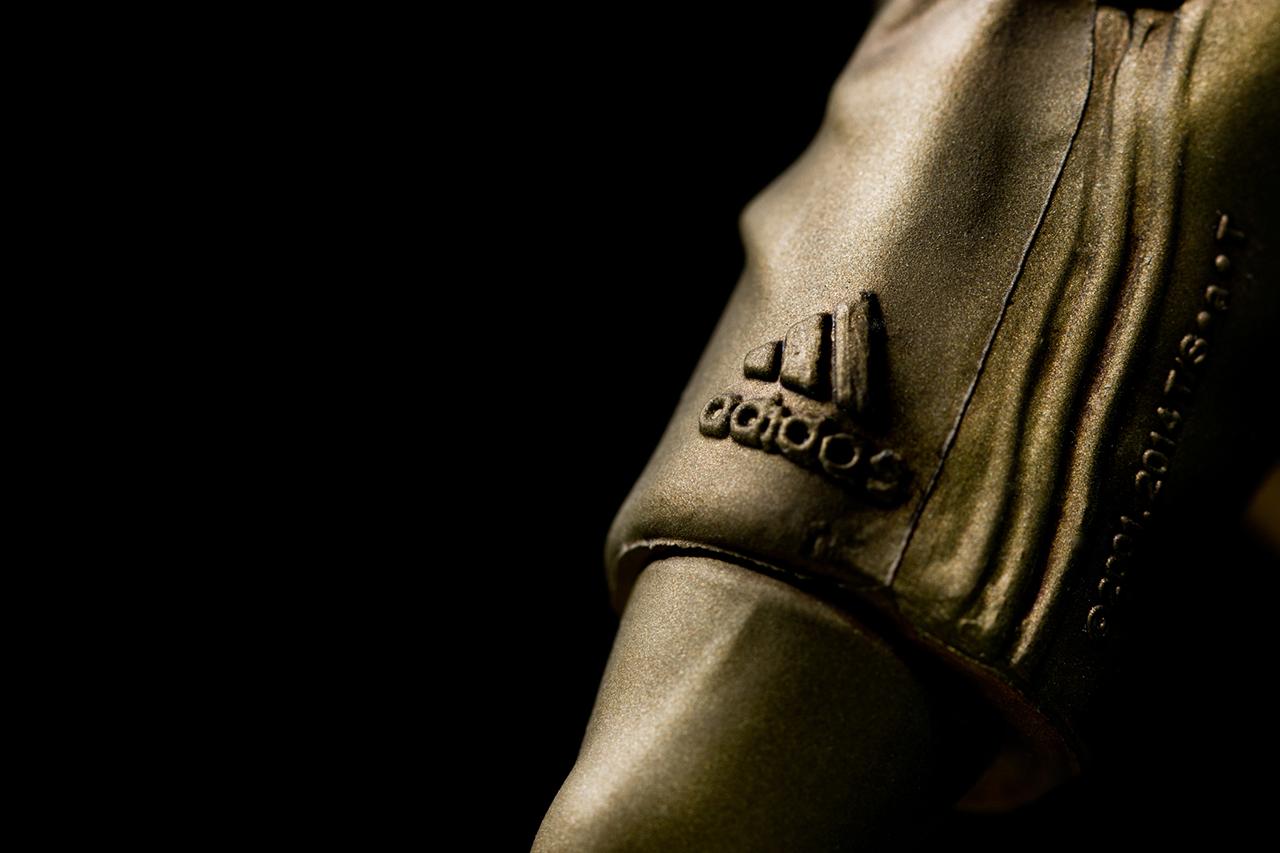 "Image of Captain Tsubasa x adidas ""Battlefield"" Figures"