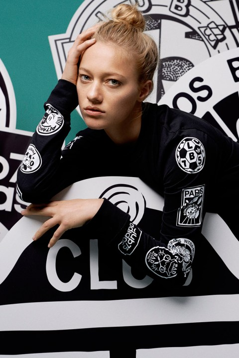 Image of Club 75 for adidas Originals 2014 Fall/Winter Capsule Collection