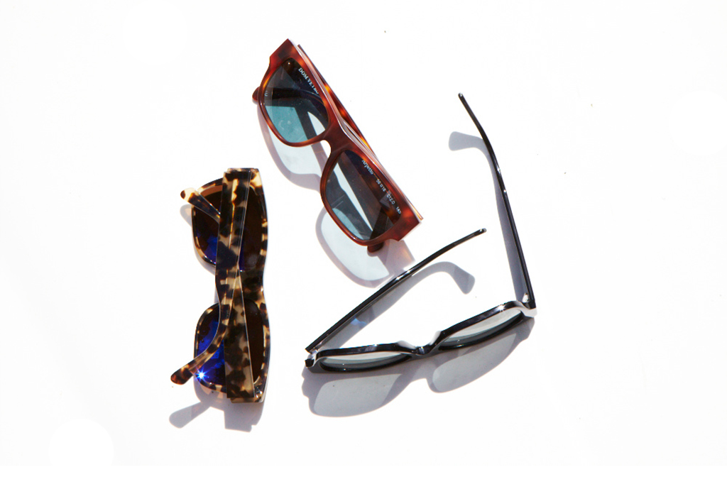 Image of Club Monaco x Dom Vetro Arpetto Sunglasses