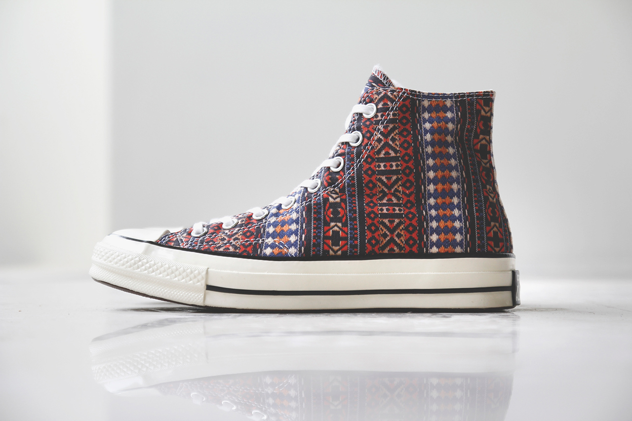 "Image of Converse All Star Chuck Taylor 1970s ""Guitar Strap"""