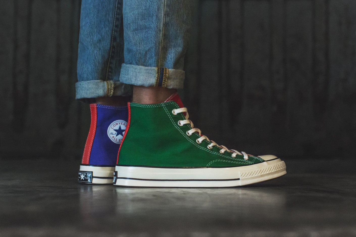 "Image of Converse 2014 Chuck Taylor All Star 1970s ""3 Panel"""