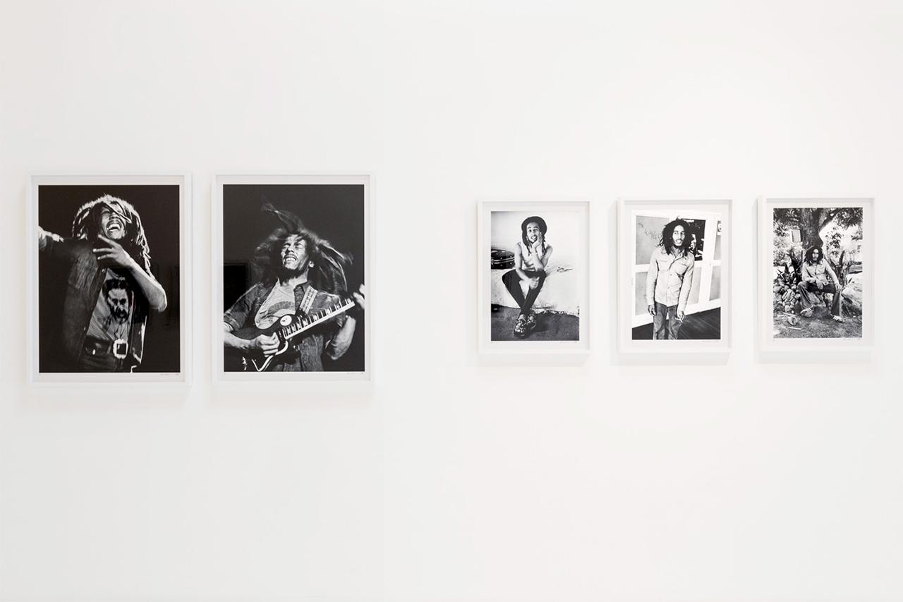Image of Dennis Morris: Bob Marley Photographer & Musical Viewfinder