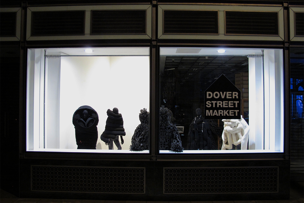 Image of Dover Street Market: Tachiagari for 2014 Fall/Winter