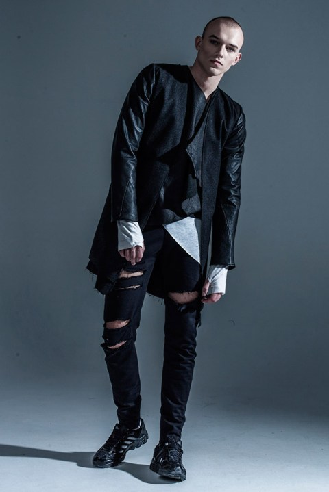 Image of Enfin Leve 2014 Fall/Winter Lookbook