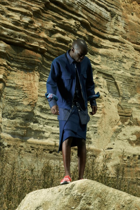 Image of EOTOTO 2014 Fall/Winter Lookbook