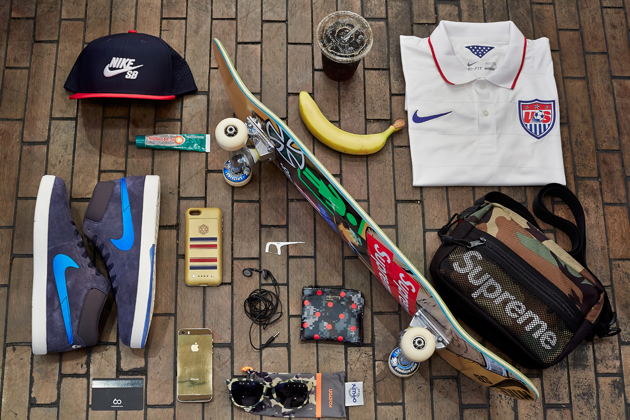 Image of Essentials: Eric Koston