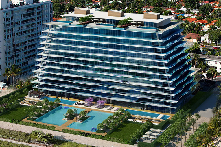 Image of Fendi to Open Chateau Ocean Condos in Miami