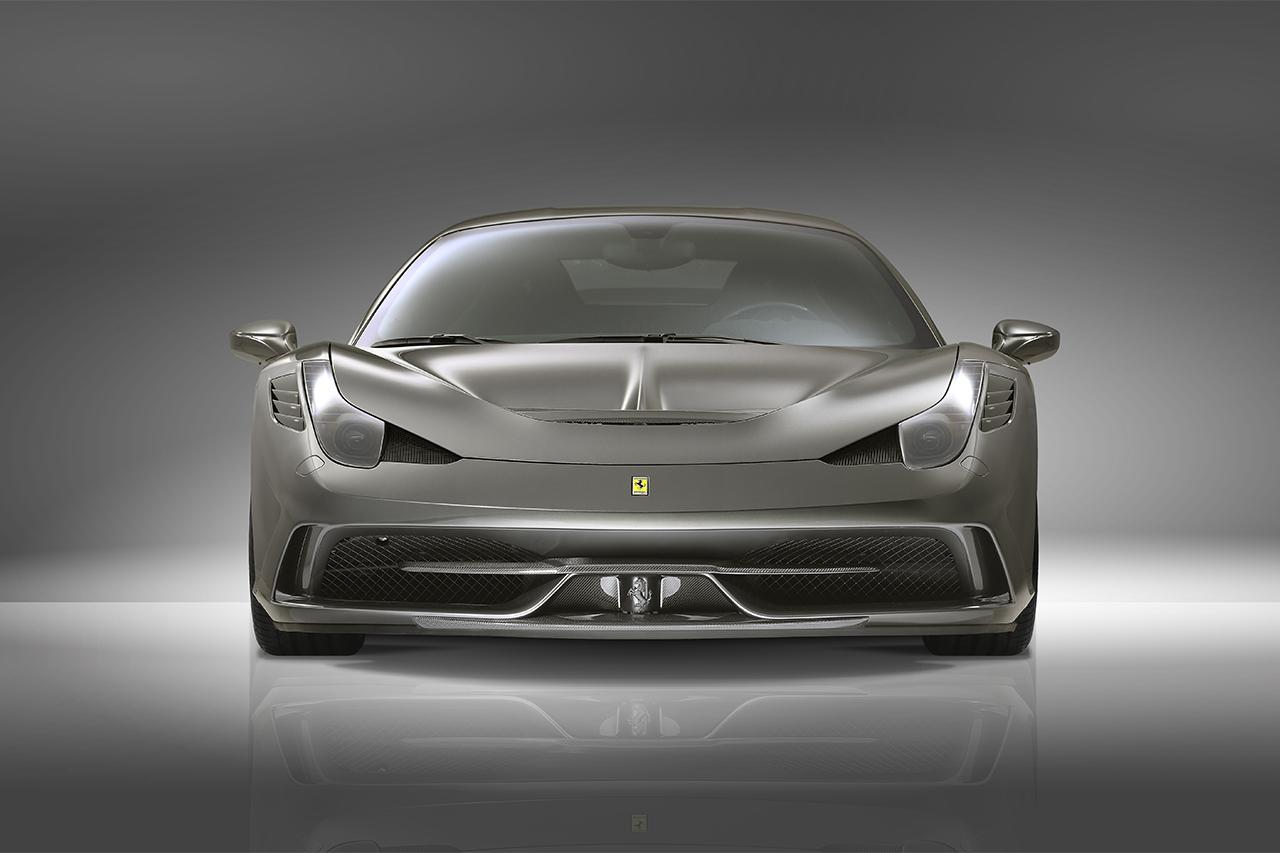 Image of Ferrari 458 Speciale by NOVITEC ROSSO