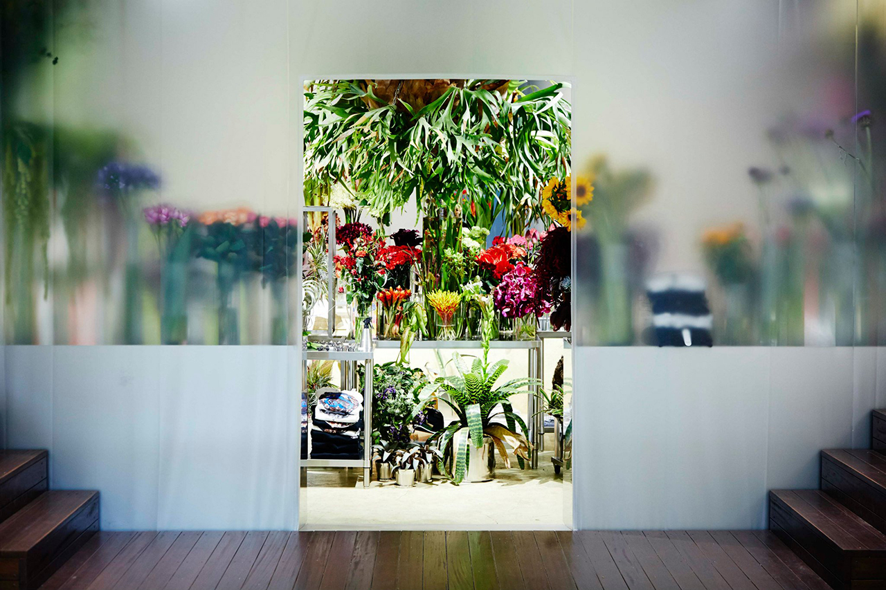 "Image of Floral Shop ""AMKK"" by the POOL aoyama"
