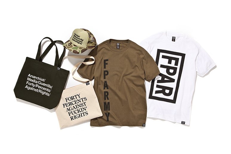 Image of FORTY PERCENTS AGAINST RIGHTS 2014 Summer Capsule