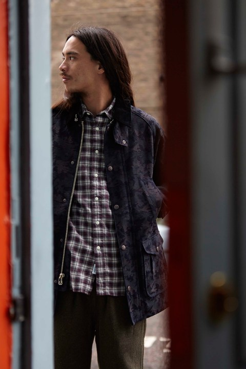 """Image of Garbstore 2014 Fall/Winter """"Within The Bills"""" Lookbook"""