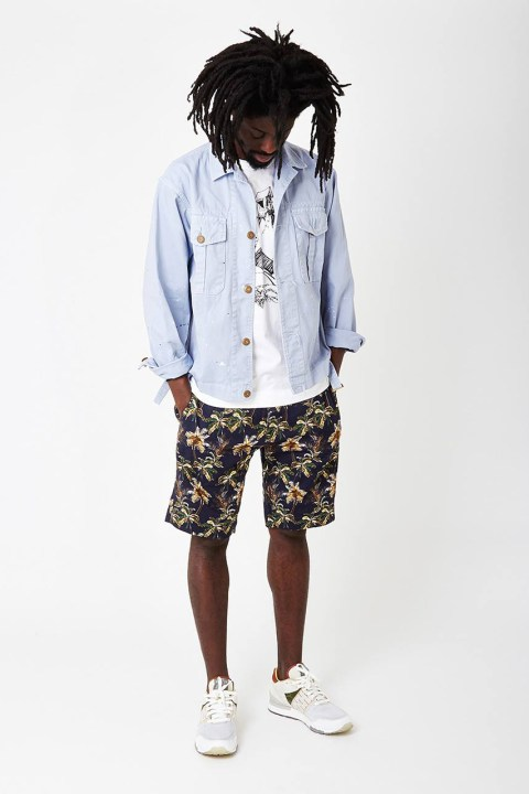 Image of Garbstore 2015 Spring/Summer Lookbook Preview