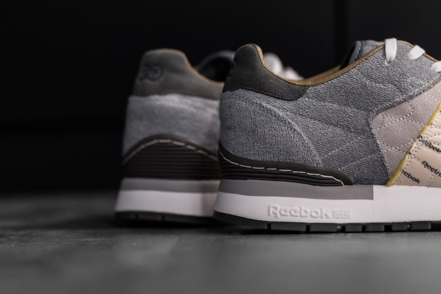 Image of Garbstore x Reebok 2014 Fall/Winter CL Leather 6000