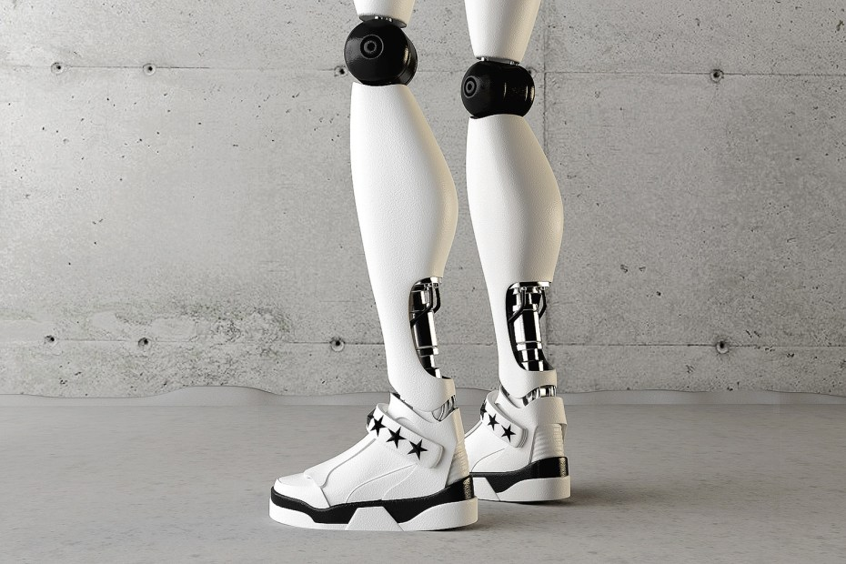 Image of Givenchy Robotics by Simeon Georgiev for Highsnobiety