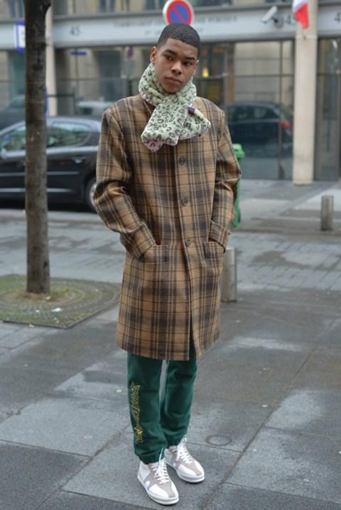 Image of Gosha Rubchinskiy 2014 Fall/Winter Lookbook