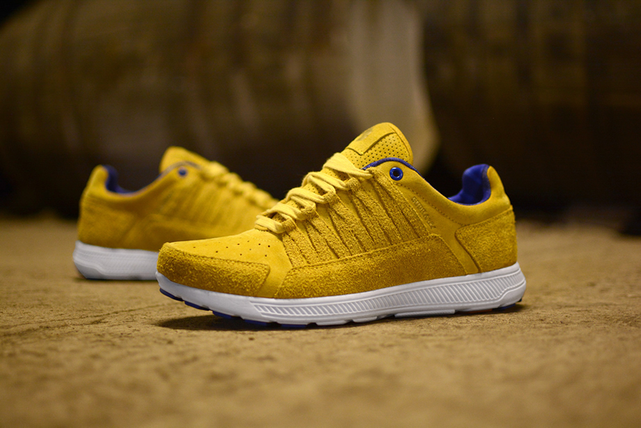 "Image of hanon x SUPRA Owen ""Whisky Gold"" Pack"