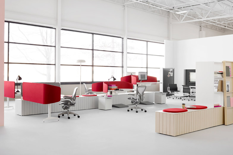 Image of Herman Miller Adds Two New Lines Designed by Fuseproject and Industrial Facility