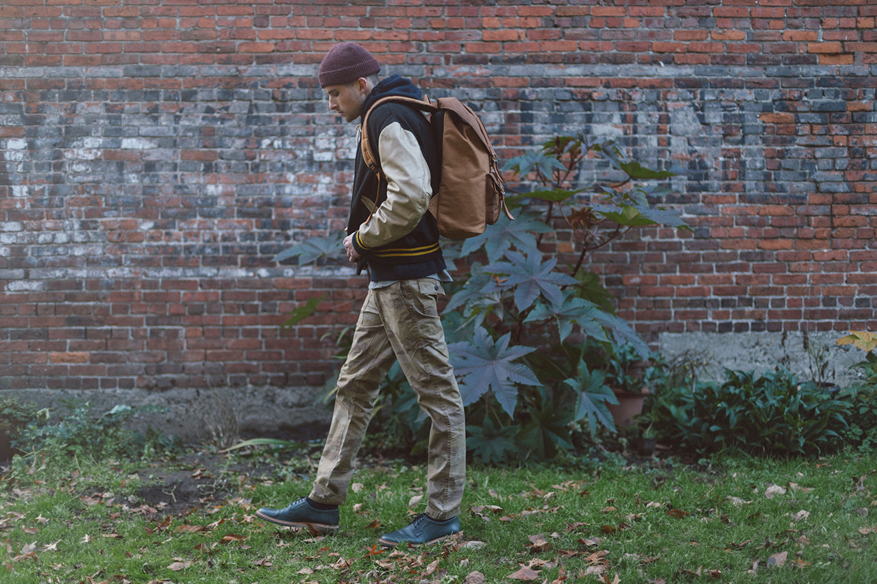 Image of Herschel Supply Co. 2014 Fall Lookbook