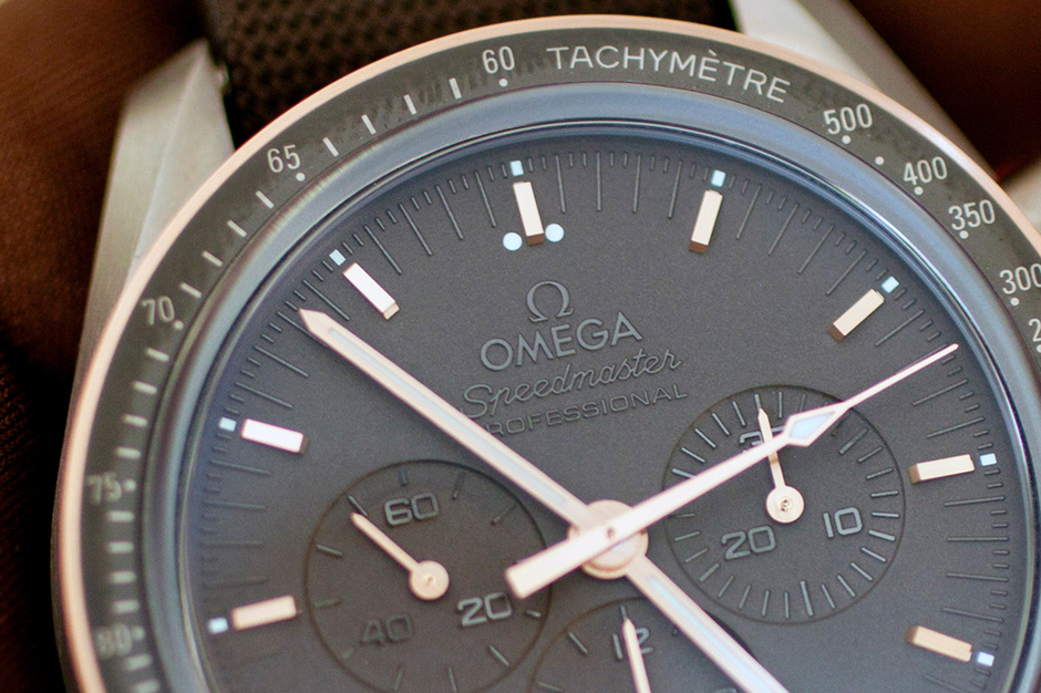 Image of HODINKEE Takes a Closer Look at the Omega Speedmaster Apollo 11 45th Anniversary Limited Edition