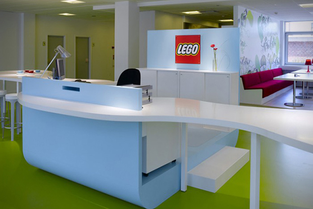 Image of Inside LEGO's Denmark Headquarters