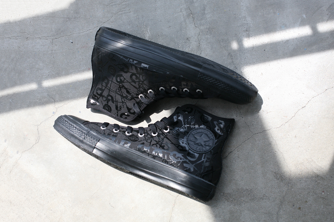 Image of JAM HOME MADE x Converse All Star JHM HI Black