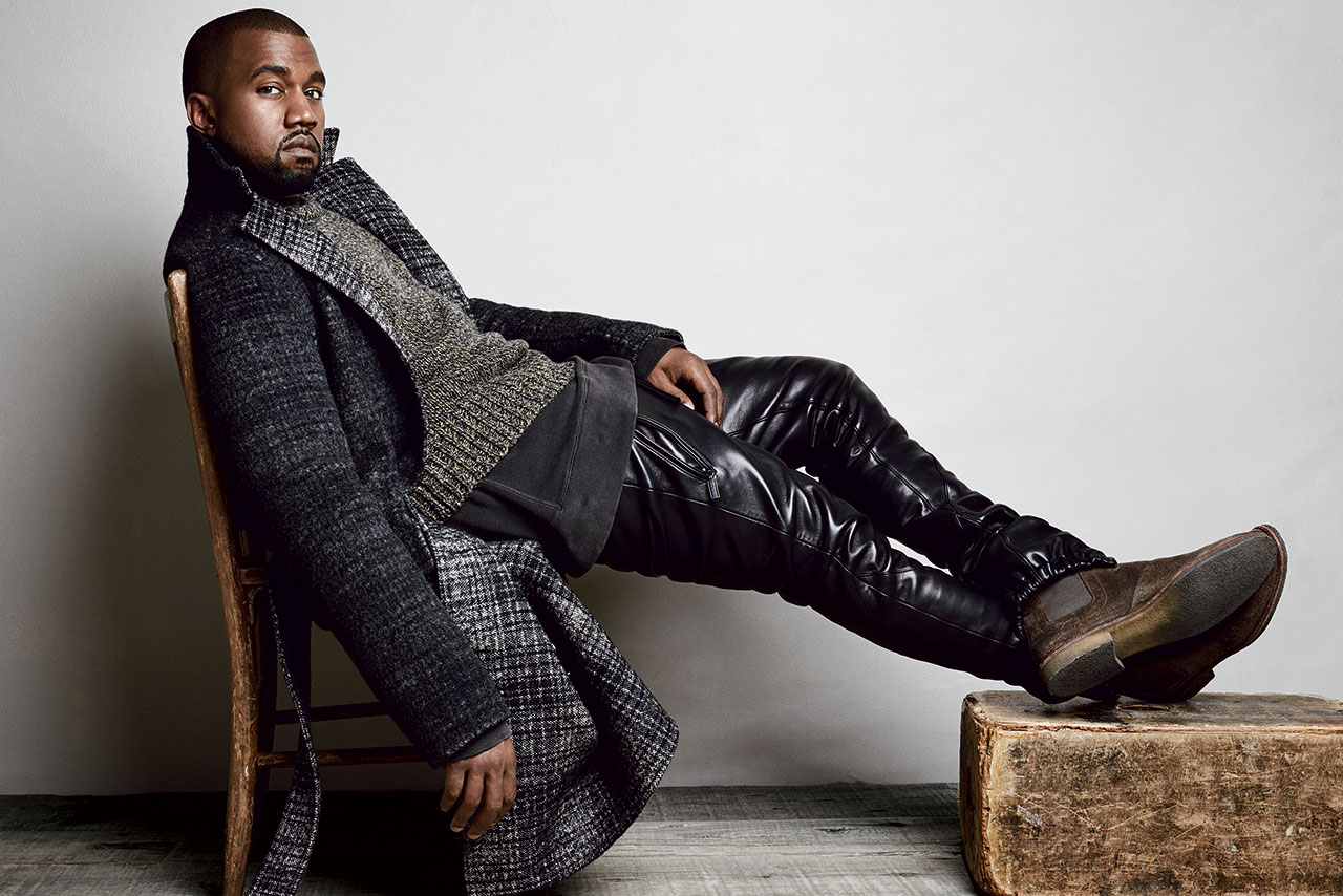 Image of Kanye West Talks adidas, Fashion and His Upcoming Record