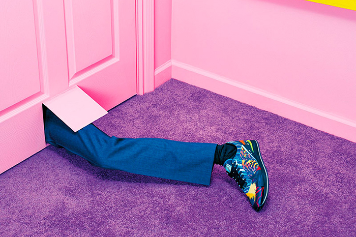Image of KENZO 2014 Fall/Winter Campaign by TOILETPAPER