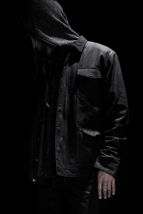 Image of KR3W 2014 Fall/Winter Lookbook: Dark Washes and Shadowy Plaid