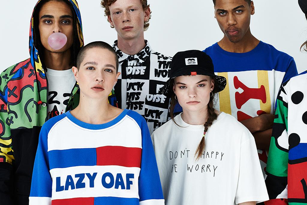 Image of Lazy Oaf 2014 Fall Lookbook
