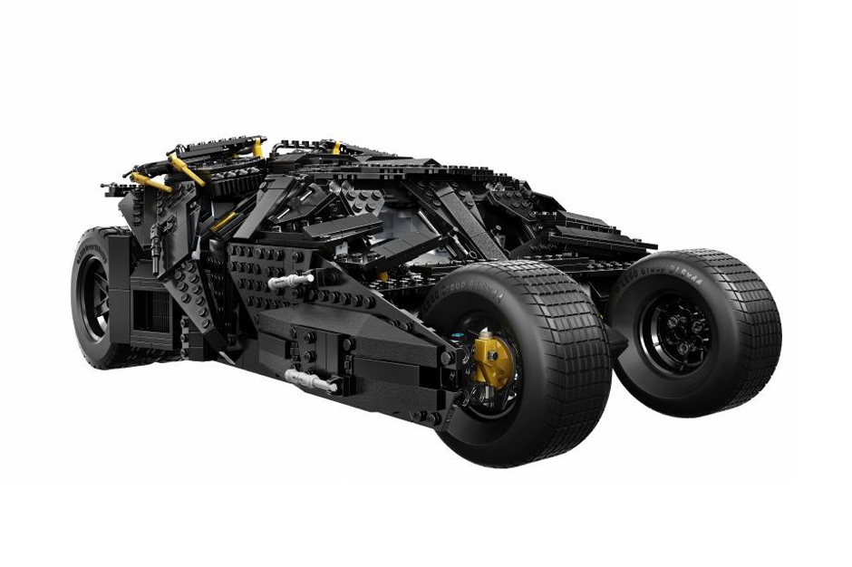 Image of LEGO Unveils Tumbler Set from The Dark Knight Trilogy