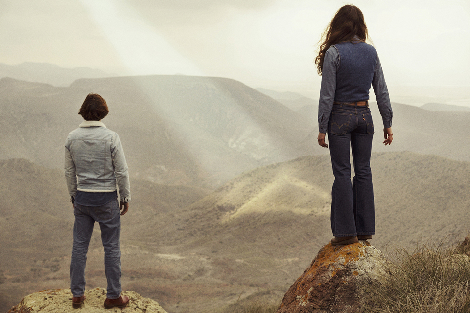 Image of Levi's Vintage Clothing 2014 Fall/Winter Lookbook