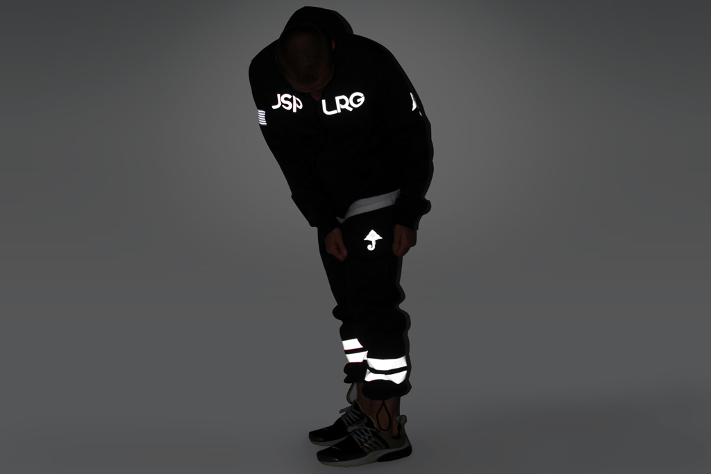 Image of LRG x JSP Performance-Based Skate Fleece