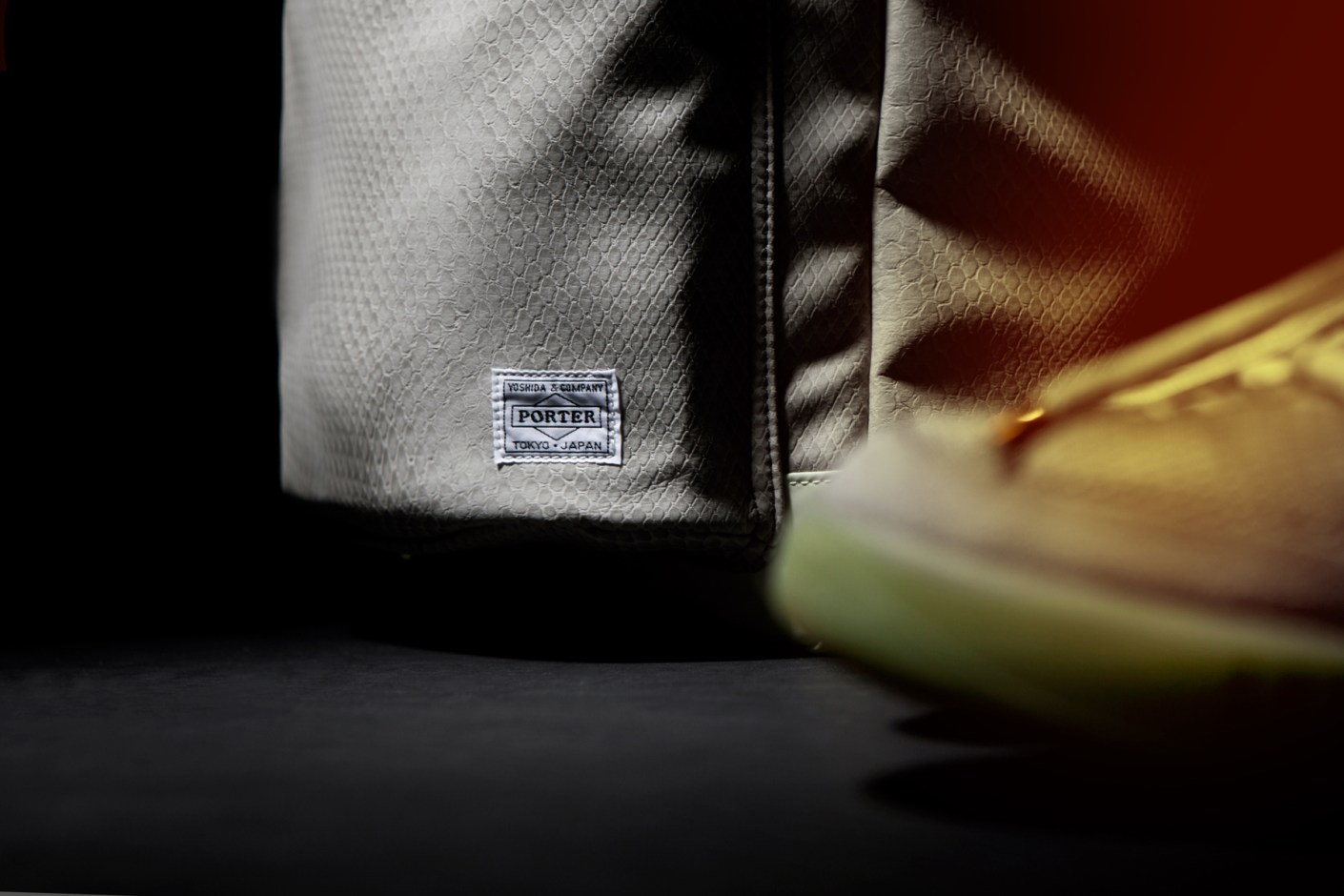 Image of MAGIC STICK x PORTER Yeezy Backpack Editorial